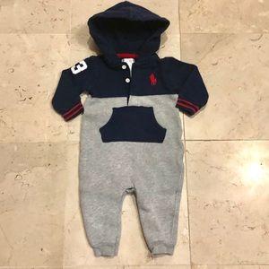 Infant Ralph Lauren 6 Months Onepiece